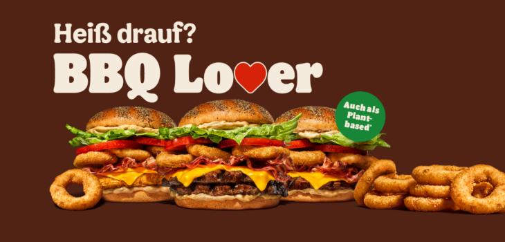 BBQ Lover in 5 Ausführungen